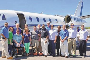 veterans airlift