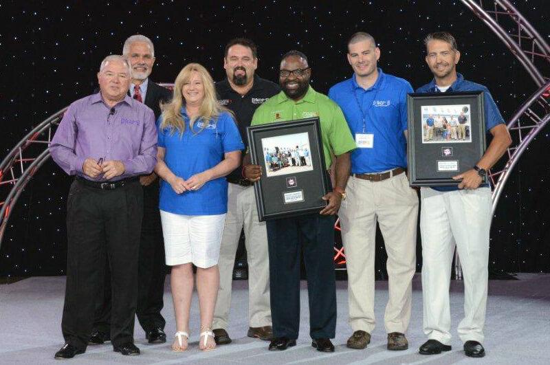 window world dc receiving award