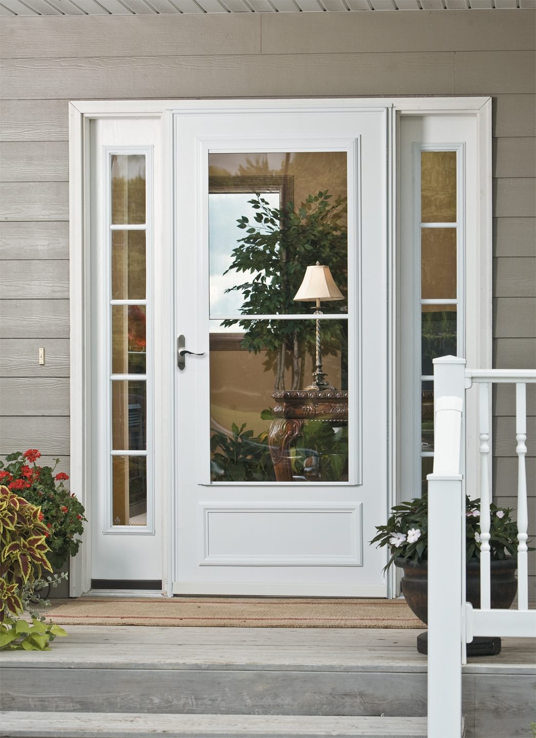 Replacement Storm Door
