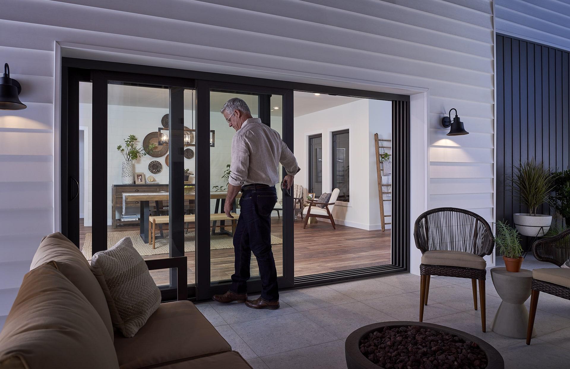 Patio Doors Lexington Sliding Glass Doors Window World