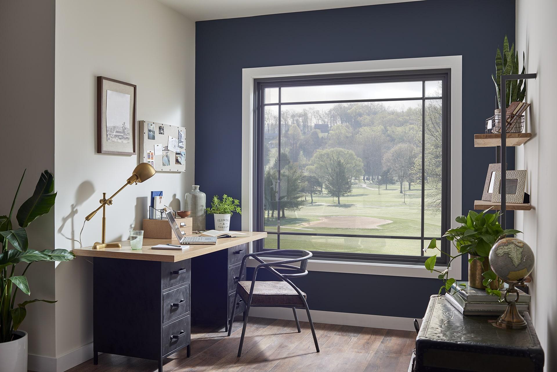 Picture window design