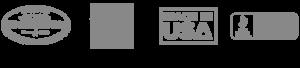 window world accreditation logos
