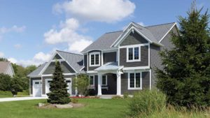 home with vinyl siding 1500 series