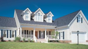 home with vinyl siding 4000 series energy plus finish