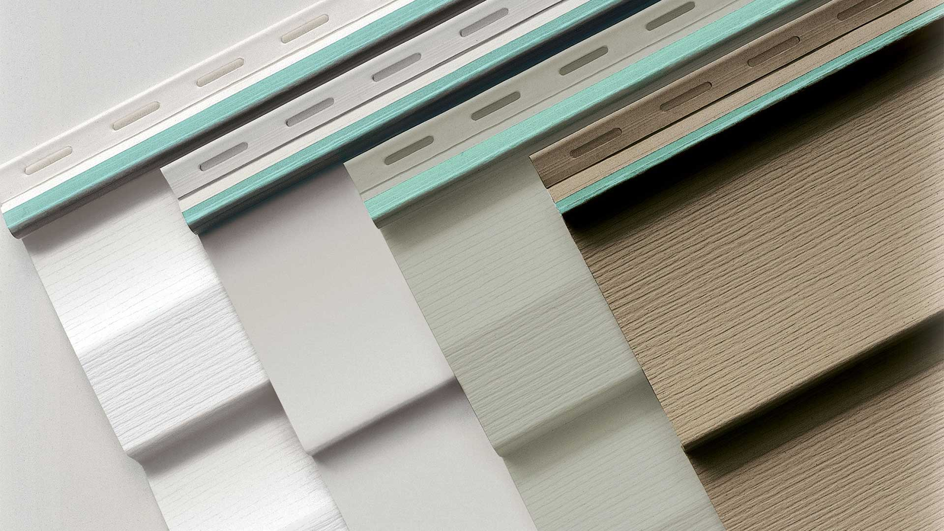 vinyl siding 4000 series reinforced finish
