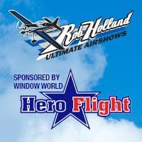 hero flight poster
