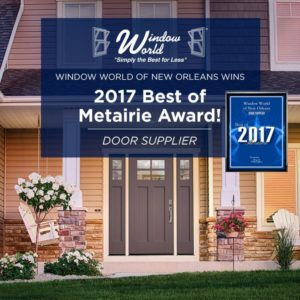 2017 best of metarie award