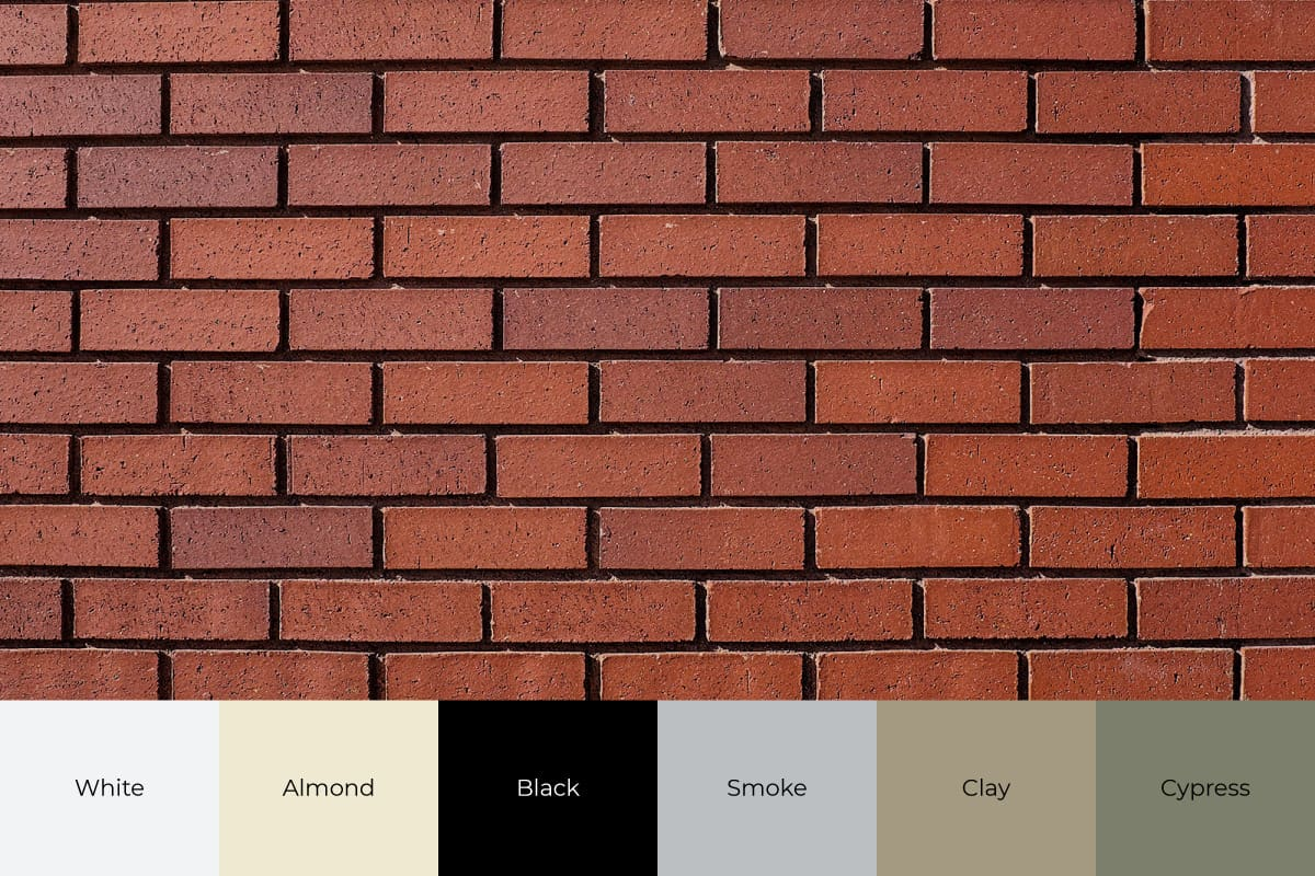 front door colors for red brick homes