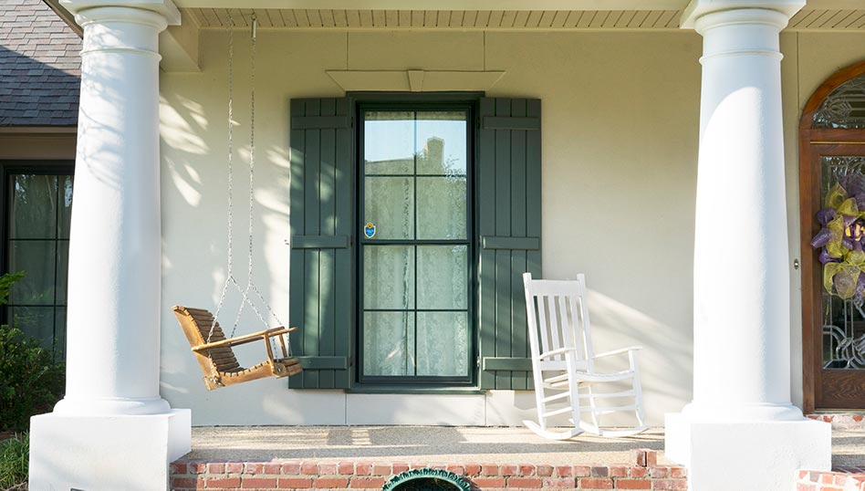 Front Porch - House 38