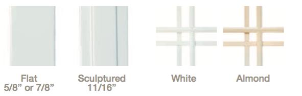 Sliding window grid options